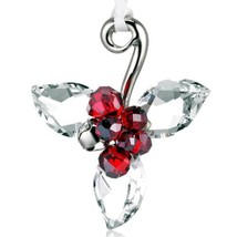 New! Swarovski Winter Berries Ornament, Light S... - $67.27