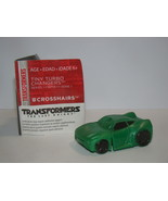 TRANSFORMERS - TINY TURBO CHANGERS - Series 1 - CROSSHAIRS - $10.00