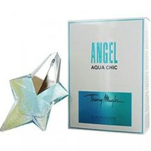 Angel Aqua Chic By Thierry Mugler Light Edt Spray 1.7 Oz - $89.99