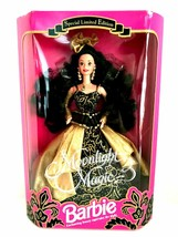 Moonlight Magic Barbie 10608 Special Limited Edition 1993 Brunette Doll  - $46.52