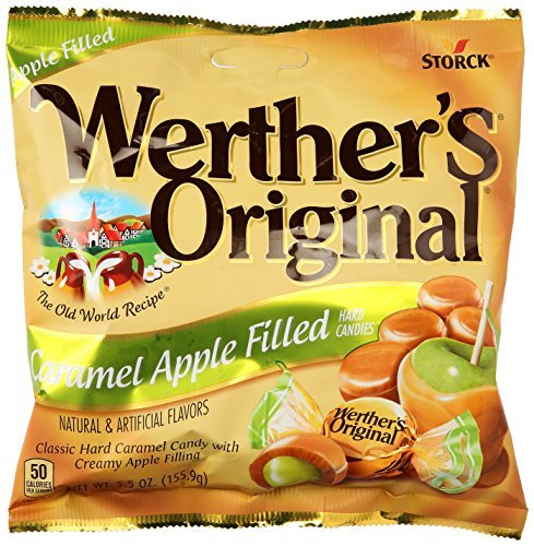 Werthers Caramel Apple Filled Hard Candies, 5.5 oz - $12.04