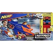 NERF Nitro Longshot Smash Die-Cast Toy  - $54.00
