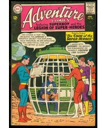ADVENTURE COMICS #321-SUPERBOY-INTRO TIME TRAPPER-LEGIO FN - $44.14