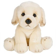 Adventure Planet Golden Retriever Dog Heirloom Floppy Plush Toy - $15.15
