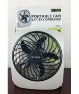 O2COOL 5-Inch Portable Fan(battery Not Included) - $14.03