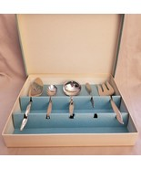 WM A Rogers Oneida Stainless 5 Piece Serving Set - $14.80