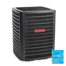 Goodman 4 Ton 16 SEER Air Conditioner Model: GSX160481