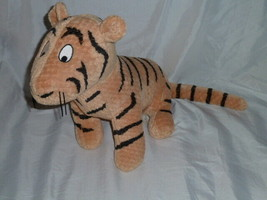 Vintage The Disney Store Stuffed Plush Chenille Winnie The Pooh Tigger L... - $59.39