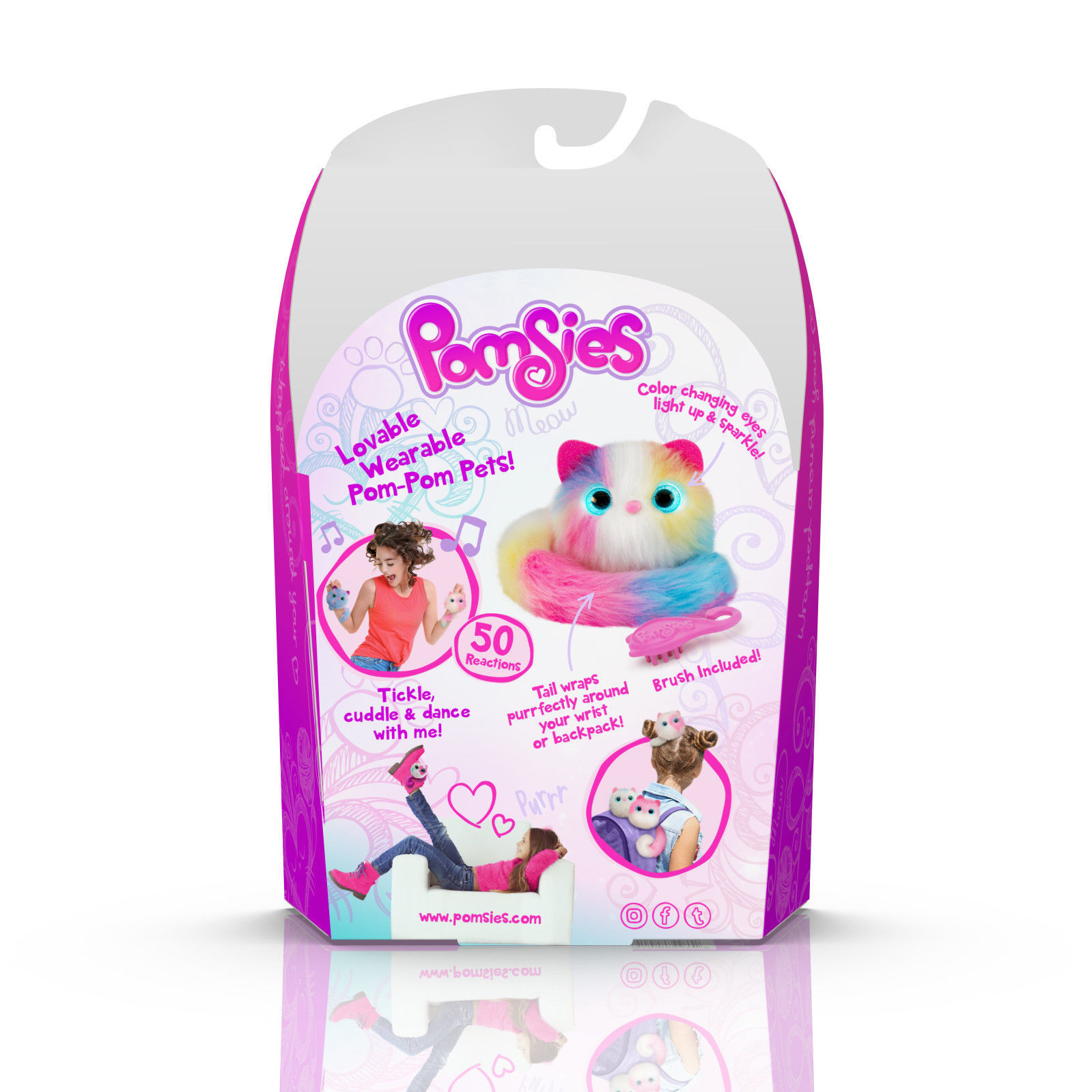 Pomsies Pet Sherbert Exclusive limited Edition