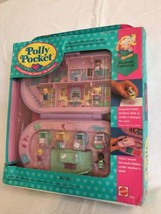 Polly Pocket Stampin School Playset New & Sealed 1993 Compact NIB New Ke... - $247.49