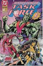 Justice League Task Force Comic Book #1 DC 1993 NEAR MINT NEW UNREAD - $2.99