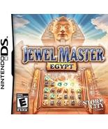 Jewel Master Egypt - Nintendo DS - $11.99