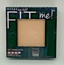 Maybelline New York Fit Me Set + Smooth Powder 225 Medium Buff - $9.89