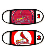 St. Louis Cardinals Face Mask with black string reusable washable #5 - $14.54+