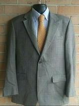 CHAPS  Men's Textured 2Btn 100% Wool Sz 38 R  - $27.72