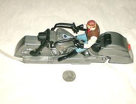 1995 Batman Dc Comics Kenner Rare Robin Motard Figurine sur Tirer & Ride... - $8.26