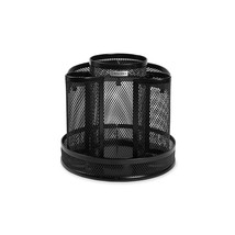 Rolodex Mesh Collection Spinning Desk Sorter, Black (1773083) - $14.63