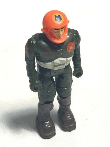 "Coleco Starcom - Champ O'Ryan - Vintage 2"" Action Figure 1986 - H.A.R.V. Driver"