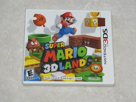 Super Mario 3D Land (Nintendo 3DS, 2011) - $17.81