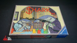 Shark Board Game Ravensburger RARE Collectible Fast and FREE UK Postage - $61.15