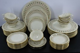 Lenox TABLEAU (G 510) Set of 5 Pieces for 10 People (total 50 pieces) Mint Cond. - $306.89