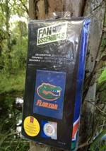 "Florida Gators NCAA 12.5"" x 18"" Team Garden Flag NIP.Fan Decor Bandera H... - $19.58"