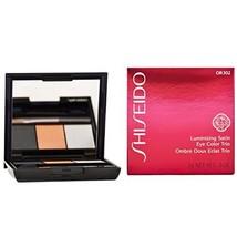 Shiseido Luminizing Satin Eye Color Trio - # OR302 Fire - 3g/0.1oz - $19.79