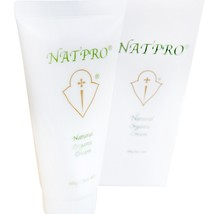 NATPRO - NATURAL PROGESTERONE CREAM 60ml TUBE - $28.00