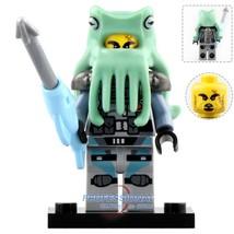 Four Eyes The Garmadon's Shark Army Ninjago Movie Minifigures Block Toy - $2.80