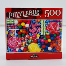 Colorful Candies - Puzzle - 500 Pc - New - $4.46