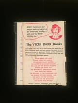 """1951 """"The Yellow Warning"""" by Betsy Allen frame-ready dust jacket (no book) image 2"""