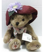 Ganz Grandma's Attic COCO Bear H1506 1995 Plush Stuffed Animal w/ Tags - $9.89