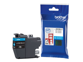 Brother LC3619XL High Yield Ink Cartridge (for J2730DW/3530DW/3930DW), Cyan, LC3 - $33.99