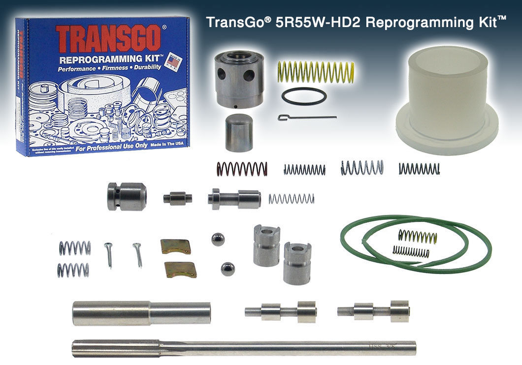 5r55w transmission parts