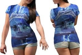 nikola tesla Master of lightning  Women T Shirt - $19.99