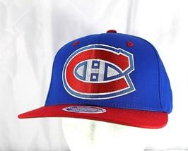 Montreal Canadian Hockey NHL  Blue/Red Baseball Cap Snapback - $24.99