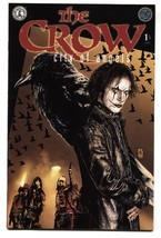 The Crow: City of Angels #1 1996-Kitchen Sink-J. O'Barr comic book - $25.22