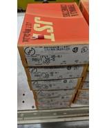 1000 Pack 22-16 Gauge Vinyl ring Crimp Terminals #10 5mm Stud FV1.25-5 R... - $44.55