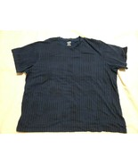 UNIQLO Dusen Dusen UT Supergeometric Mens Shirt Dark Blue 3xl - $17.79