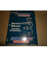 1996 Johnson Evinrude Fuoribordo Elettrico Fuoribordo Servizio Manuale O... - $12.81