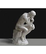 "Rodin's ""The Thinker"" Sculpture Decoration, Meditation Statue ! - $249.95"