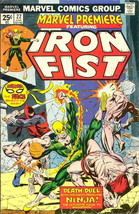 Marvel Premiere #22 VG; Marvel | low grade comic - save on shipping - details in - $7.99