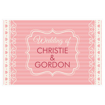 Pink Welcome Sign for Wedding - $18.32+