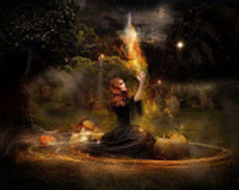 CHOOSE AN AREA OF YOUR LIFE READING PSYCHIC 96 yr old Witch Cassia4 Albina - $76.77