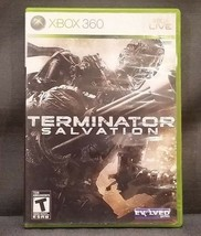 Terminator Salvation (Microsoft Xbox 360, 2009) Video Game - $8.08