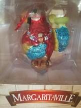 Margaritaville Parrott Christmas Tree Ornament large upc 045544979450 - $49.38