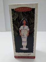 NIB Hallmark Keepsake Ornament Dolls of World  Barbie 1996 - $7.87
