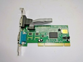 StarTech Dual Port RS-232 PCI Serial Adapter PCI2S550 - $11.24