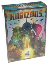 Horizons Board Game Gift 2-5 Players Age 14+ Daily Magic Games Skill Act... - $28.39