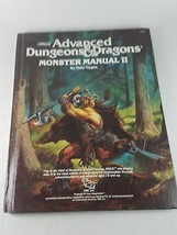 Advanced Dungeons and Dragons Monster Manual II TSR 2016 - $35.63